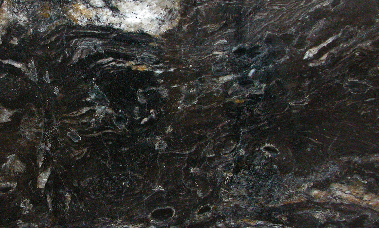 Cosmic Black Granite : Granite worktops bespoke fitted kitchens wigan kitchen