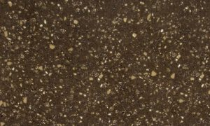 Mocha Granite Hi-Macs Worktop