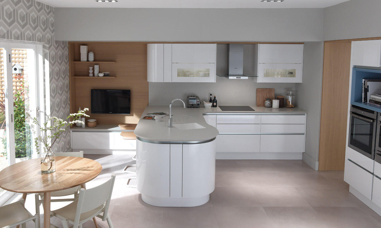 Luxury fitted kitchens chester the wirral kitchens for Fitted kitchens
